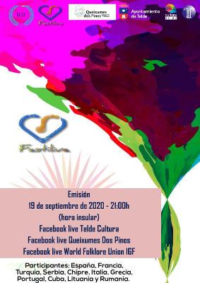 Telde participará en el FestiLive de folclore nacional