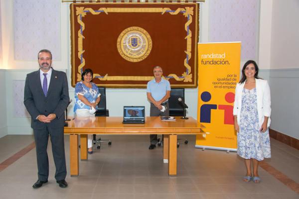 Acuerdo de colaboración de integración a estudiantes con discapacidadA