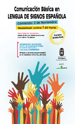 Curso de Comunicación Básica en Lengua de Signos Española
