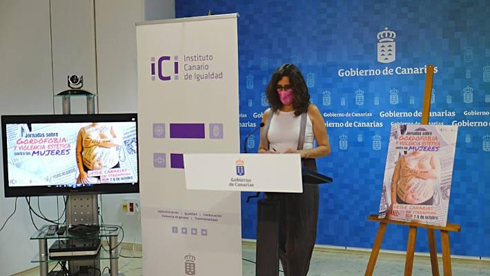 Gordofobia y violencia estética será el tema de las jornadas del ICI