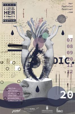 Her Feminist Festival, 2ª edición de un proyecto pionero en Canarias