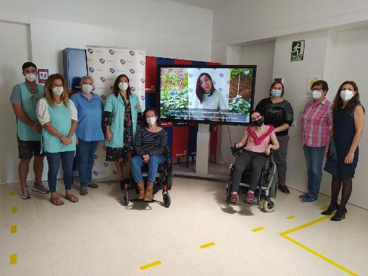 Unidad de Día de Daño Cerebral Adquirido de Hermanas Hospitalarias