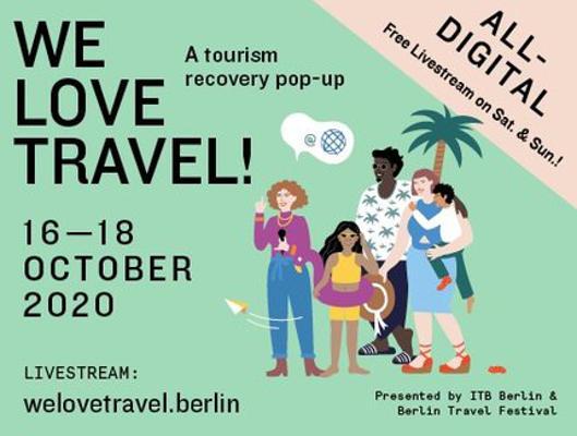 Turismo participa en una feria virtual con profesionales de Alemania