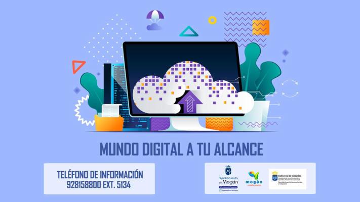 Mundo Digital a tu Alcance cursos de nuevas tecnologías