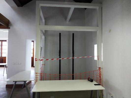 La Casa de los Pérez concluye las obras de accesibilidad