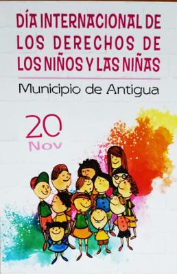 Día Internacional de los Derechos de las niñas y los niños en Antigua