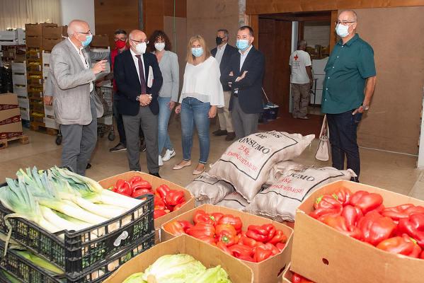 Casi 3 millones de euros recibe Cruz Roja del Cabildo de Gran Canaria
