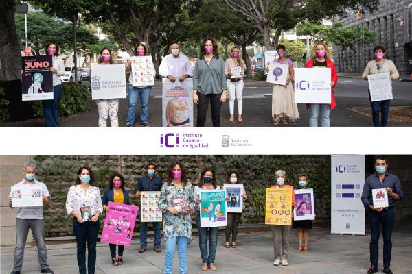 El Ministerio de Igualdad premia la actuación del I.C.I.