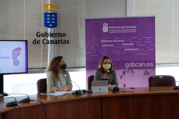 Anteproyecto de ley de renta de ciudadanía de Canarias