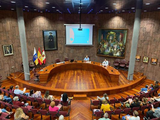 Feria Virtual de Artesanía coordinada por el sector artesanal y Cabildo