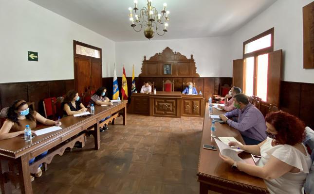 Prioridades de inversión para el municipio de Hermigua