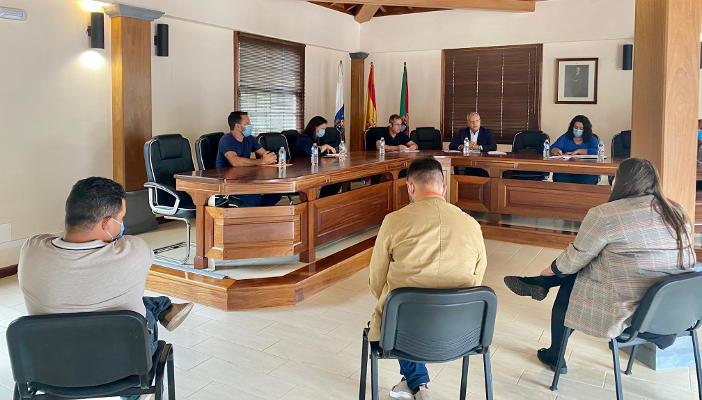 Refuerzan la cooperación para avanzar en el desarrollo del municipio