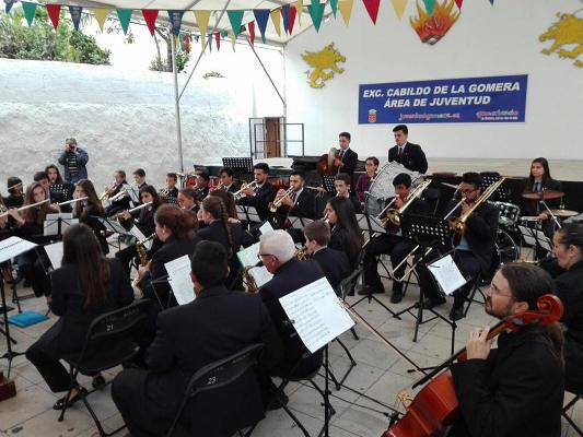 Las asociaciones musicales y el Cabildo intensifican la cooperación