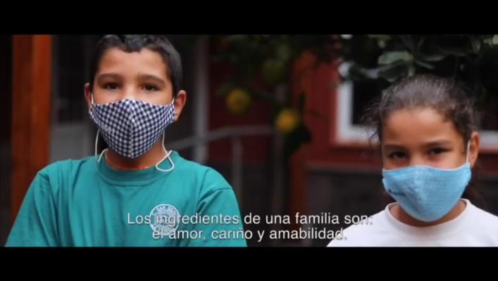 Día Universal de la Infancia, La Laguna se ilumina para conmemorarlo
