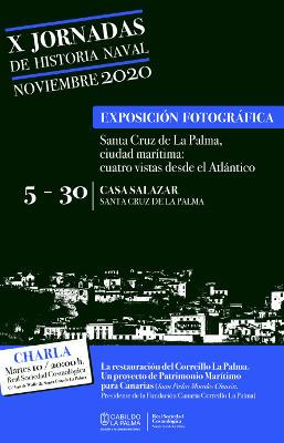 Se inaugura mañana las X Jornadas de Historia Naval de la capital