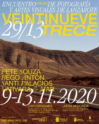 Veintinueve Trece 5º Encuentro de Fotografía y Artes Visuales