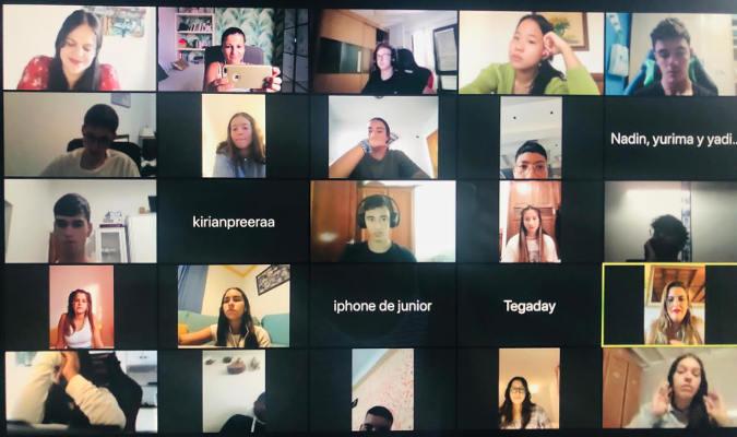 Escuela de Jóvenes Emprendedores de Lanzarote con 35 alumnos