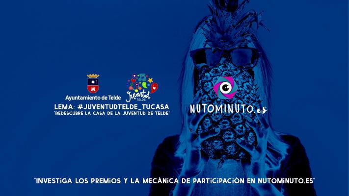 NutoMinuto, concurso de video-creación de la Casa de la Juventud