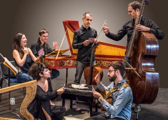 La bellezza con la violinista Lina Tur Bonet y MUSIca ALcheMica