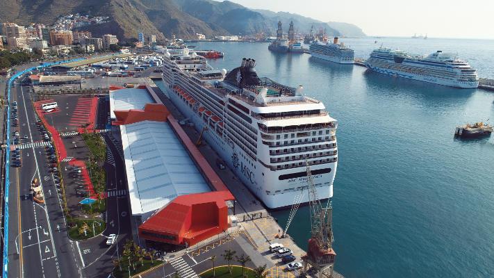 Formación para el plan de accesibilidad de Puertos de Tenerife