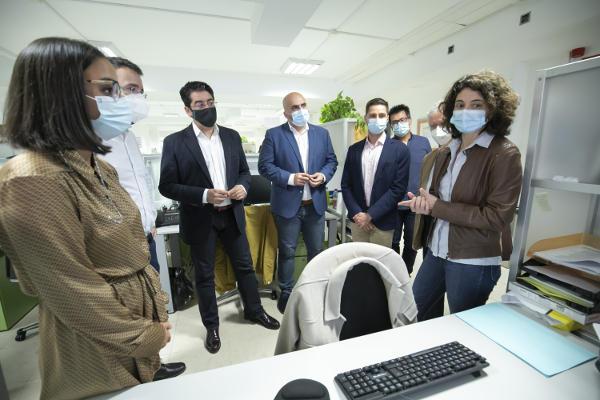 Energías Renovables inauguración de sus oficinas de asesoramiento