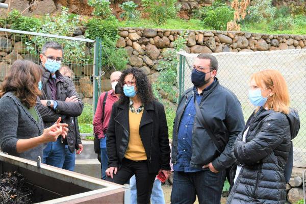 La Palma Orgánica para el tratamiento de los biorresiduos