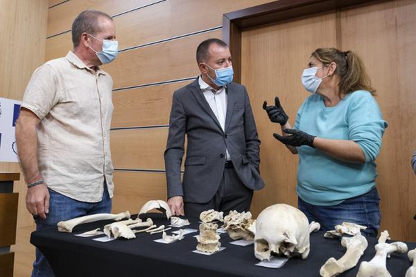 Recupera 10.000 huesos del mayor repertorio humano de aborígenes