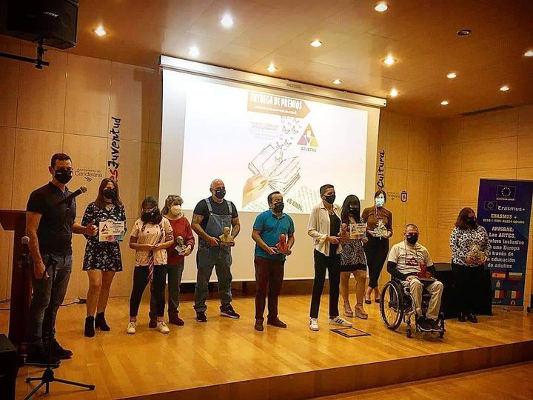 Los premios TOÑO'S emocionan a todo el público en Candelaria
