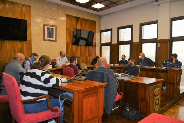 El Comité Insular de Deportes mantiene la suspensión del Programa