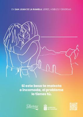Libres visibles y diversas, campaña de visibilidad LGTBI