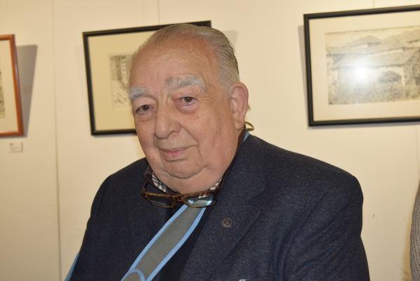 Manolo Sánchez recibirá honores por su gran trayectoria pictórica