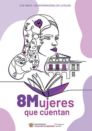 8M Mujeres que cuentan