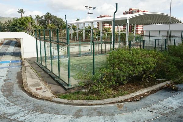 Mejora el proyecto inicial del Complejo Deportivo de Las Delicias