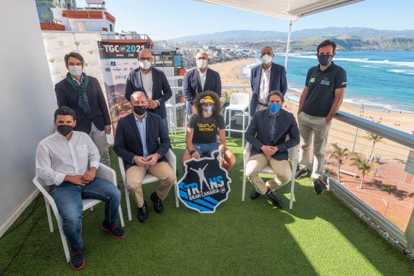 Transgrancanaria HG exportará la imagen de Gran Canaria