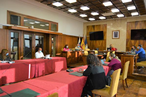 Las bases para la convocatoria de ayudas a entidades sociales aprobadas