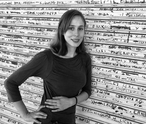 La poeta mexicana Elisa Díaz Castelo hablará sobre sus obras