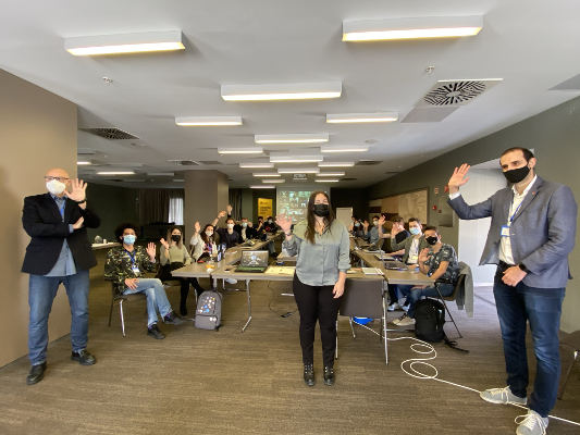 Entidades juveniles de 30 países conectadas con el encuentro #Istanfor