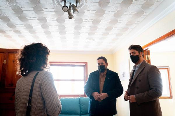 El Recurso Alojativo Municipal Temporal incorpora nuevo piso