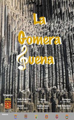 El Circuito Insular de Música 'La Gomera Suena' llega a Valle Gran Rey