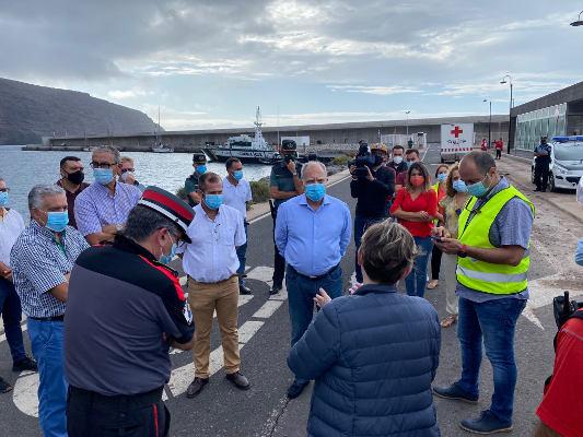 Garantizar la accesibilidad por mar a los vecinos de Argaga
