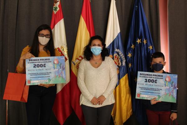 El concurso ´La Gomera por la igualdad` ya tiene ganadores