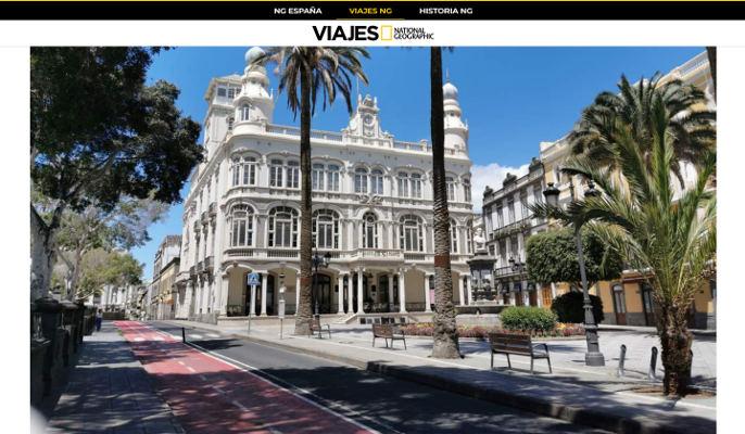 National Geographic y El País se suman al encanto arquitectónico