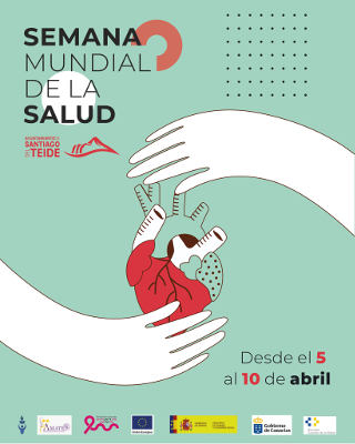 Semana de la Salud 2021 organizada por Santiago del Teide