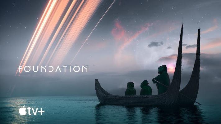 Foundation la nueva apuesta de Apple TV se rueda en Tenerife
