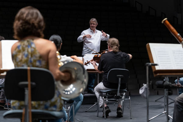 Misa de Gloria, de Pietro Mascagni doble cita en el Auditorio