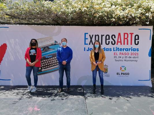I Jornadas Literarias 'ExpresARTe' en el municipio de El Paso