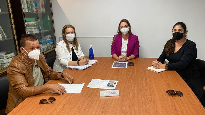 Medidas de protección del Volcán Teneguía en Fuencaliente