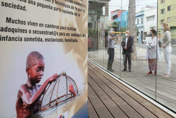 Esclavitud infantil, la injusticia oculta, programa Gran Canaria Solidaria