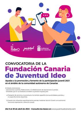 Promoción y fomento de la participación juvenil en Canarias