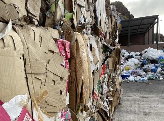 500 toneladas de envases ligeros y papel-cartón gestionados en 2020
